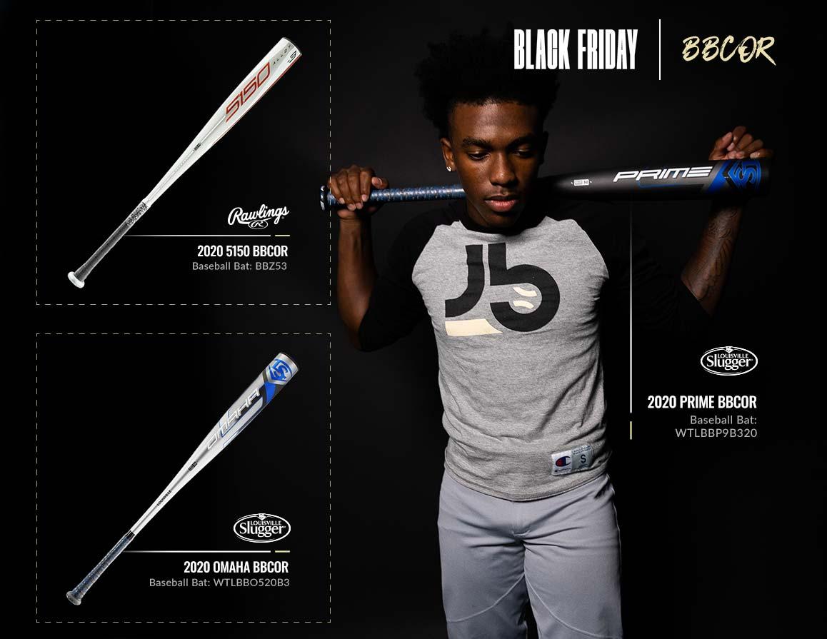 Black Friday BBCOR Bats