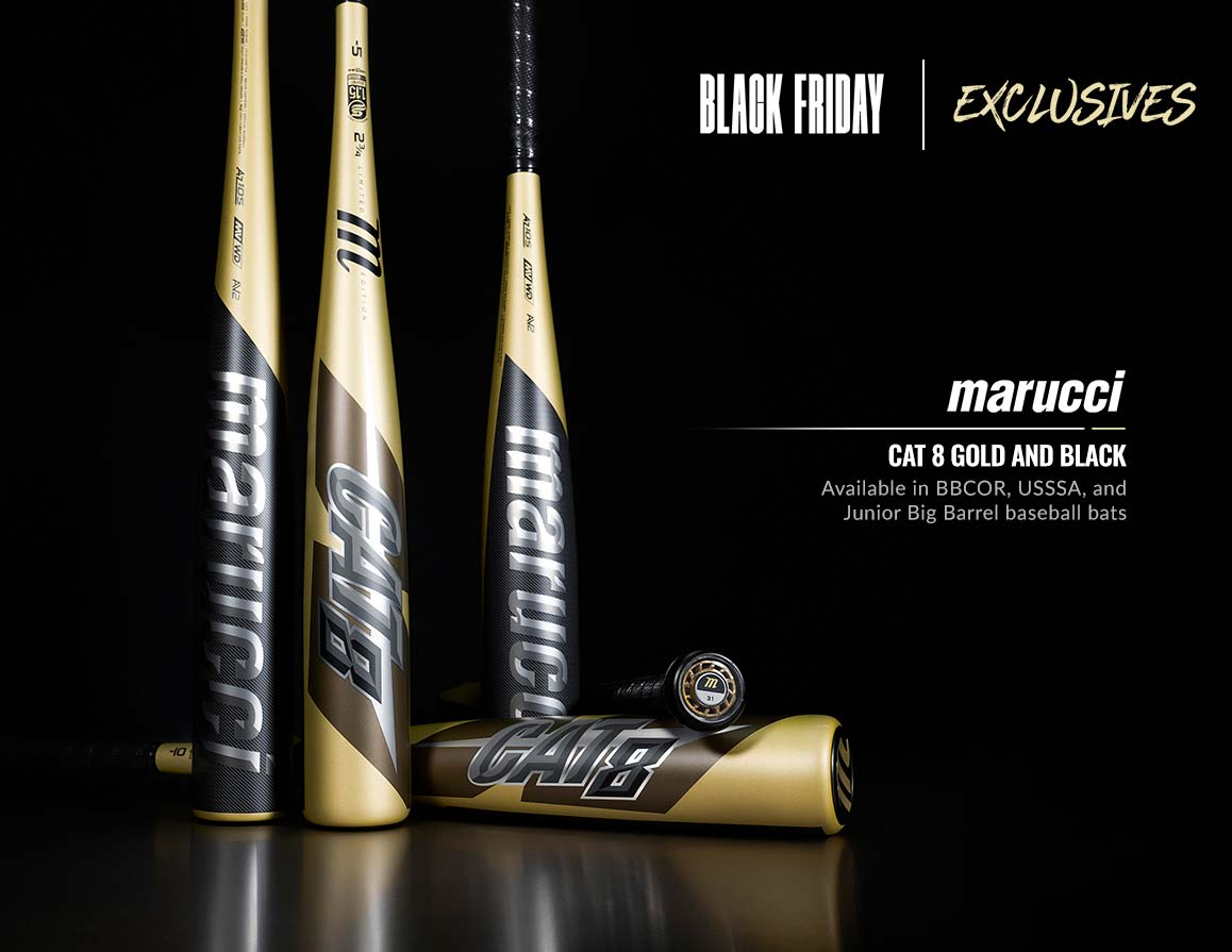 Black Friday Exclusive Bats