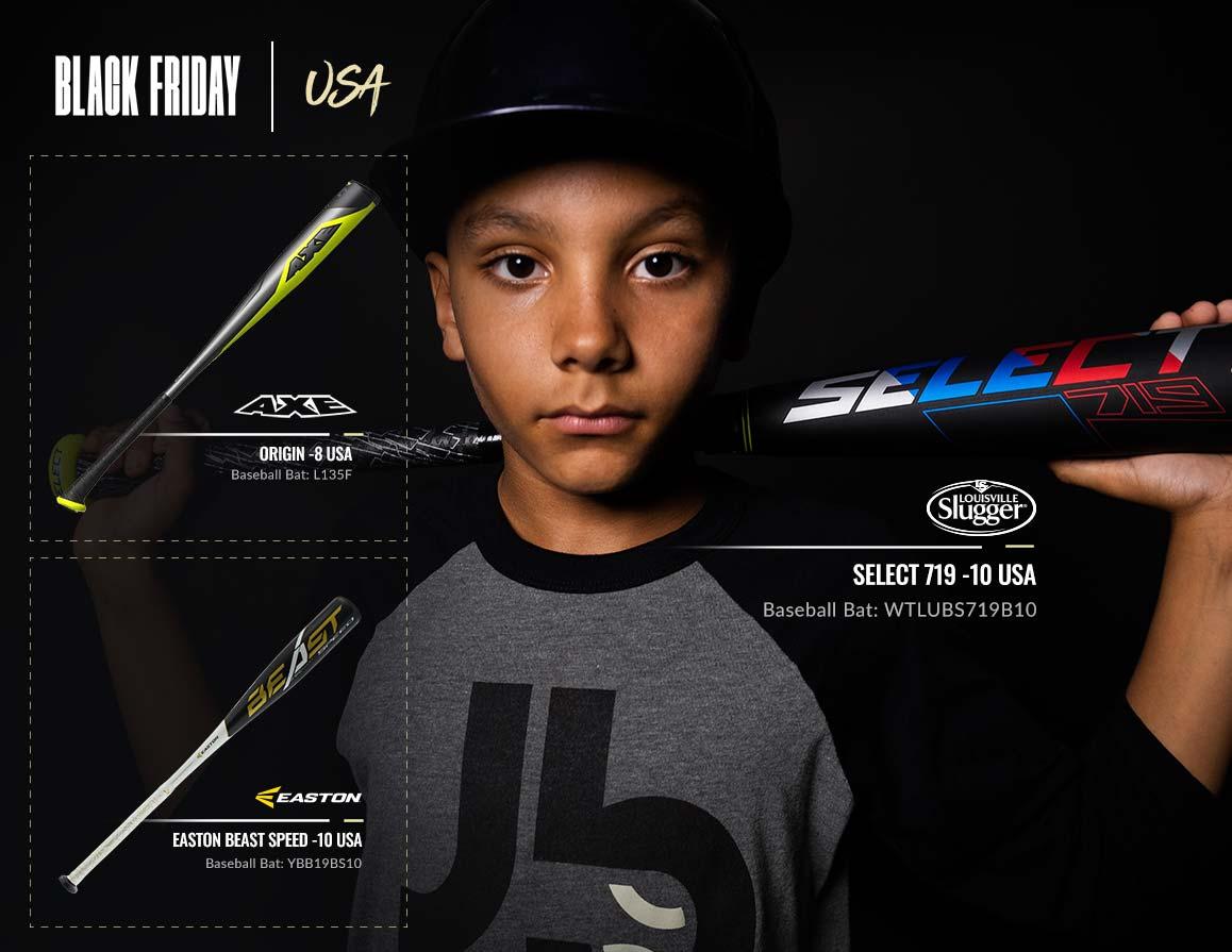 Black Friday USA Bats