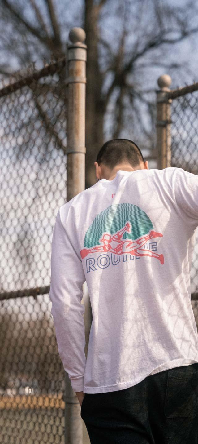 Routine Shirt