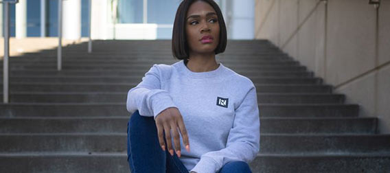 Routine.com DNA Badge Sweatshirt