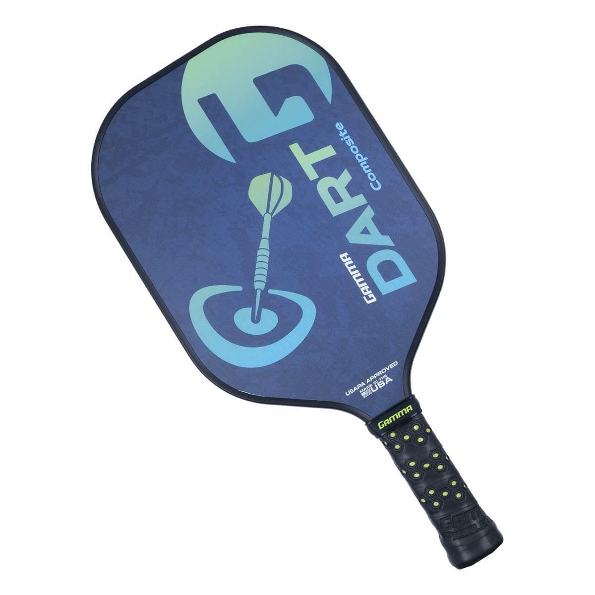 GAMMA Dart Lightweight Composite Pickleball Paddle
