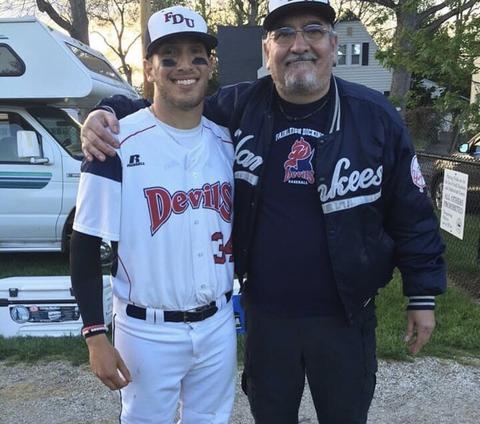 ></span></span></p> <p><span>I thank my mom for putting her best efforts to get me to practices and games on time as a kid, and being my #1 fan.<span class=