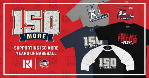 150 more with Routine Baseball and Game Day USA