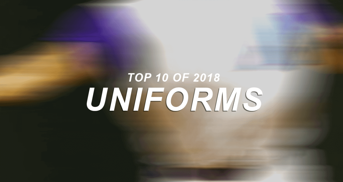 Top 10 of 2018: Freshest Uni's
