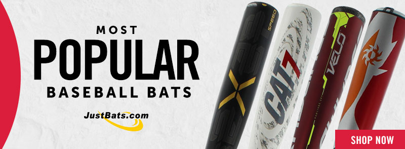 Have you seen the most popular baseball bats yet?