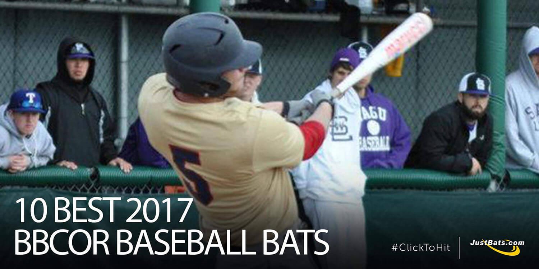 10 Best 2017 BBCOR Baseball Bats
