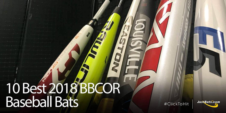 10 Best 2018 BBCOR Baseball Bats