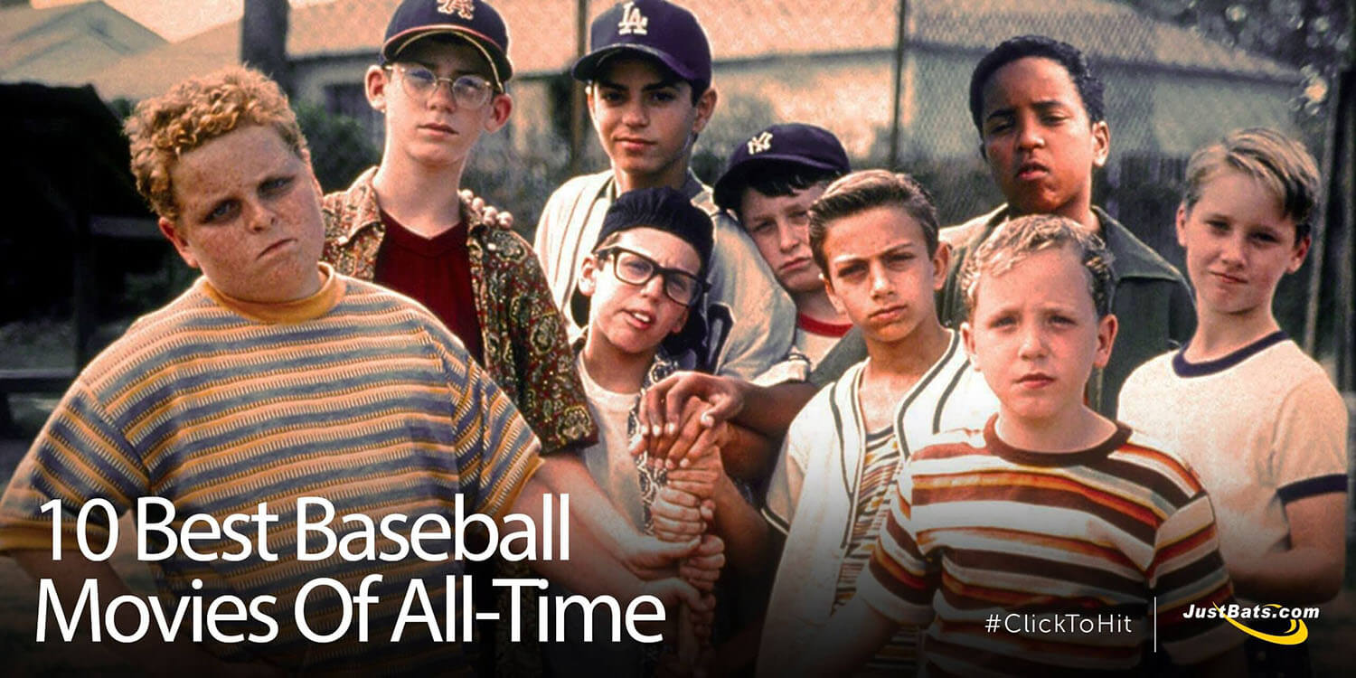 10 Best Baseball Movies Of All-Time