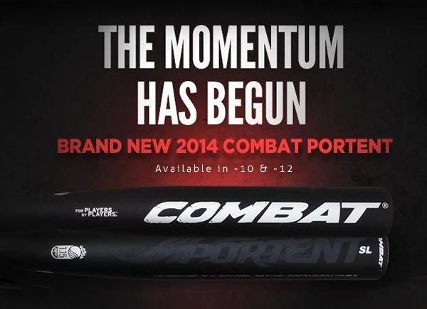 2014 COMbat Portent Senior League Bats