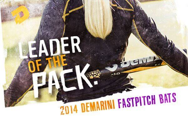 2014 DeMarini Fastpitch Bats