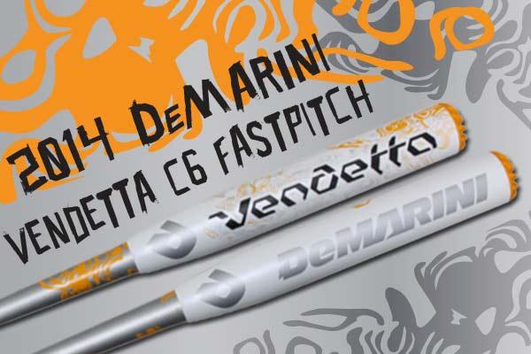 2014 DeMarini Vendetta C6 Fastpitch