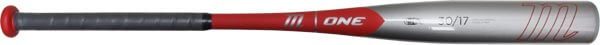 2014 Marucci ONE (MYB1-R) Red Youth at JustBats.com
