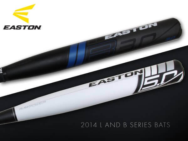 Easton Slow Pitch Softball... Raw Power!