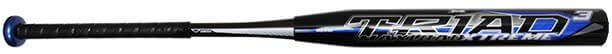 2015 Miken Triad Xtreme Maxload USSSA (STR3MU)