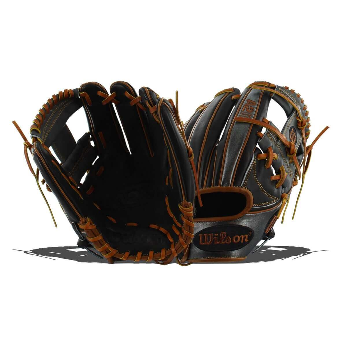 "2017 Wilson A2K Dustin Pedroia 11.5"" Baseball Glove"