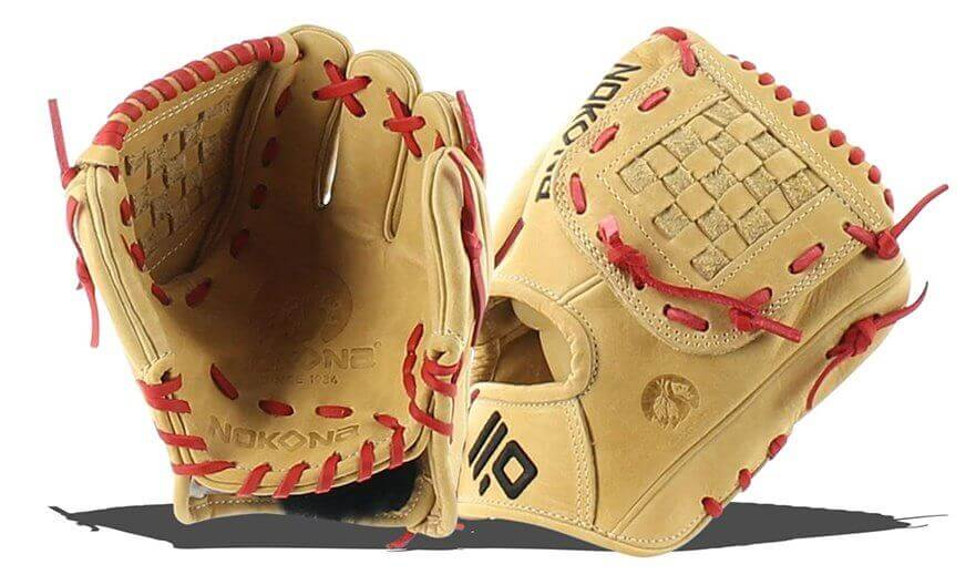 2018 Nokona Alpha Select Youth Glove