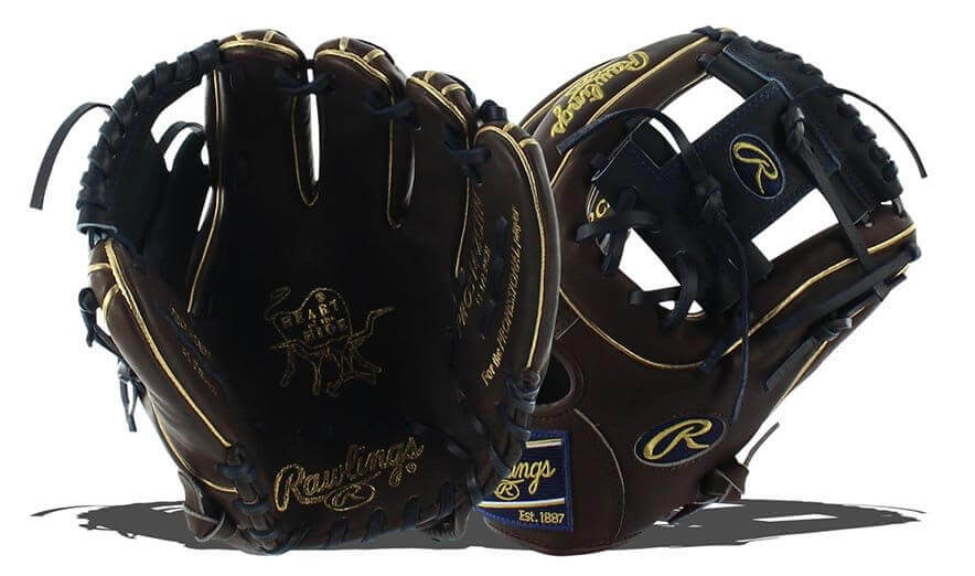 2018 Rawlings Heart of the Hide Color Sync Baseball Glove