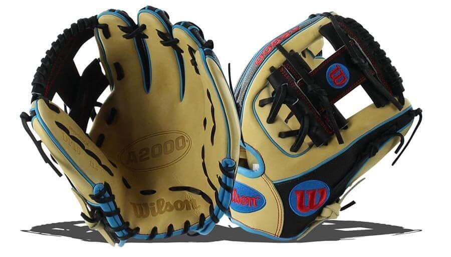 2018 Wilson A2000 SuperSkin Baseball Glove
