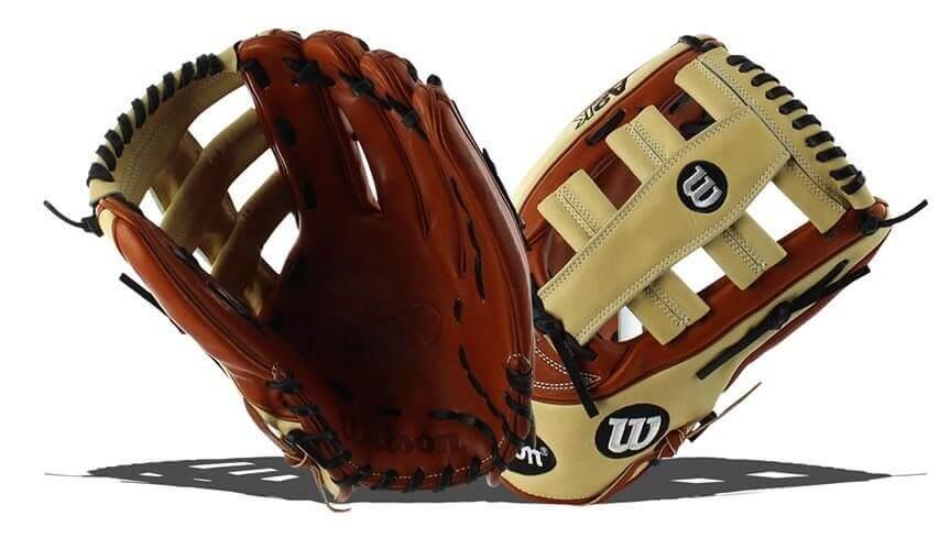 2018 Wilson A2K Baseball Glove