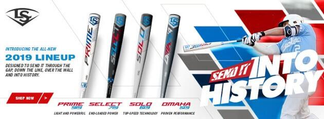 2019 Louisville Slugger Baseball Bats
