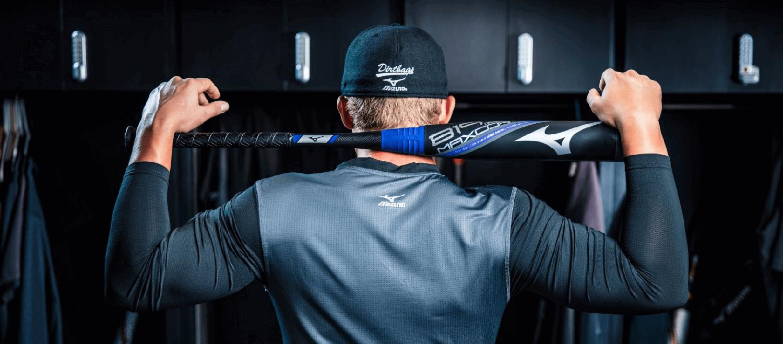 2019 Mizuno MAXCOR Carbon BBCOR Baseball Bat