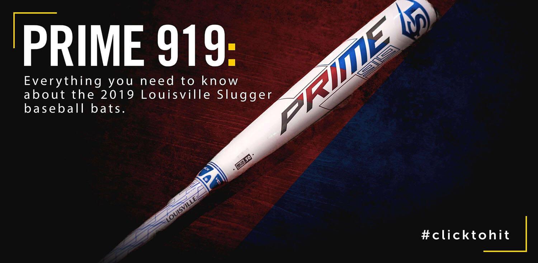 Bat Review: 2019 Louisville Slugger Prime 919 Bat
