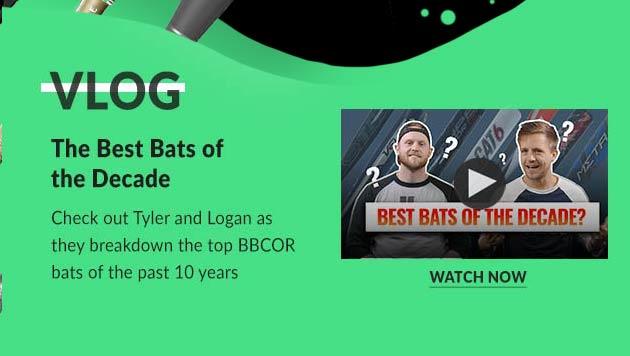 Best Baseball Bats of the Decade (2010's)