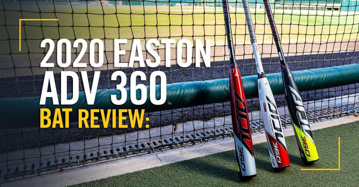 2020 Easton ADV 360 Baseball Bat