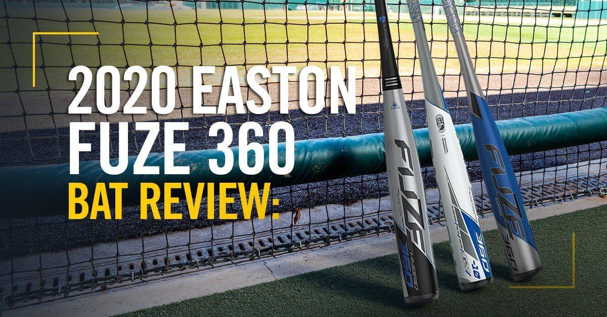 2020 Easton Fuze 360 Baseball Bat