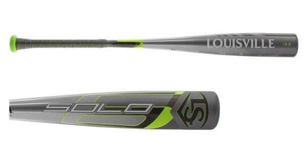 2020 Louisville Slugger Solo USA Bat