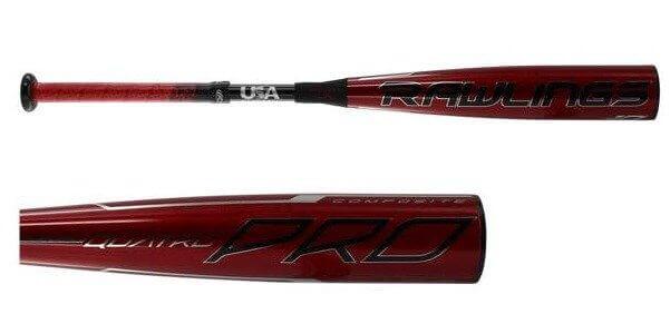 2020 Rawlings Quatro Pro USA Bat