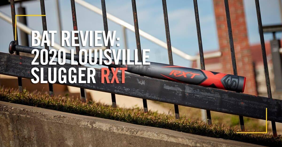 Bat Review: 2020 Louisville Slugger RXT X20 -10 Fastpitch Softball Bat