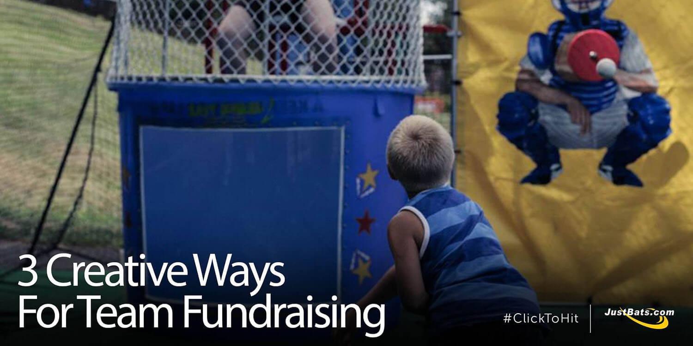 3 Creative Ways For Team Fundraising