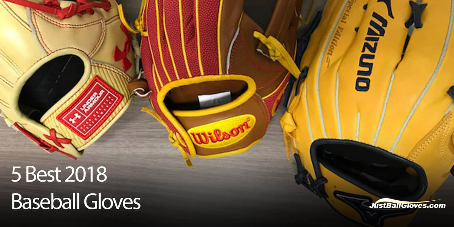 5 Best 2018 Baseball Gloves