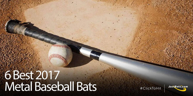 6 Best 2017 Metal Baseball Bats