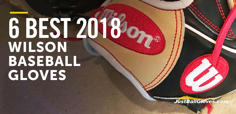 6 Best 2018 Wilson Baseball Gloves