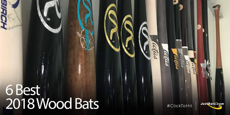 6 Best 2018 Wood Bats