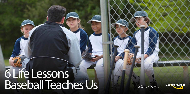 6 Life Lessons Baseball Teaches Us