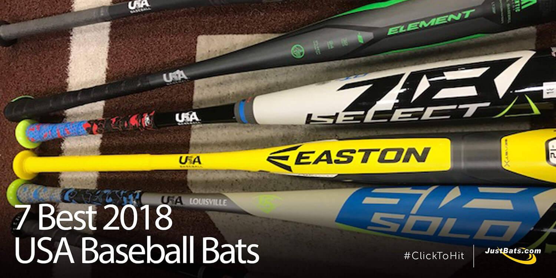 7 Best 2018 USA Baseball Bats