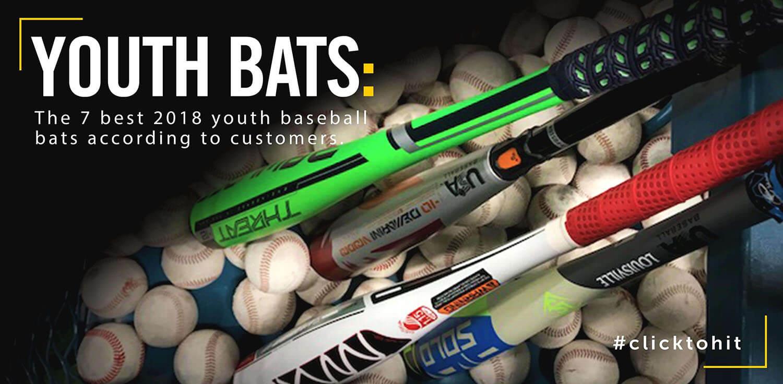 7 Best 2018 Youth Baseball Bats