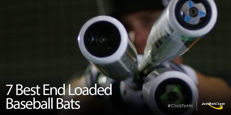 7 Best End Loaded Baseball Bats