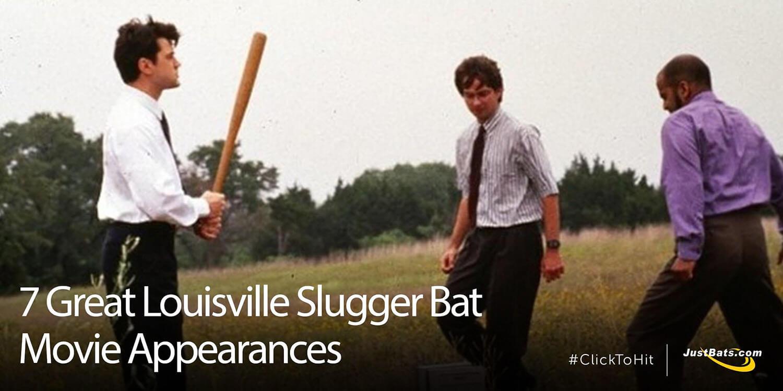 7 Great Louisville Slugger Bat Movie Appearances