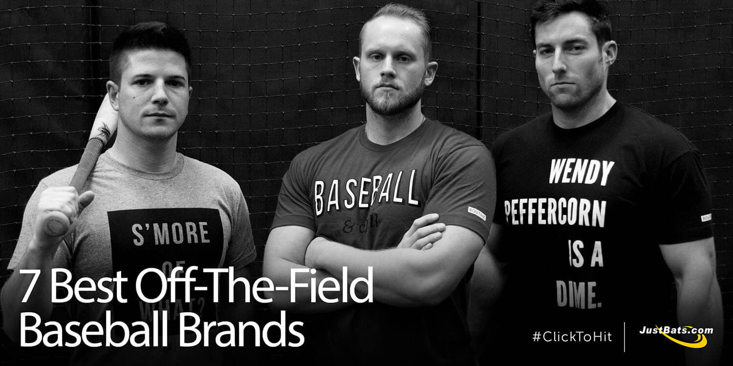 7 Best Off-The-Field Baseball Brands