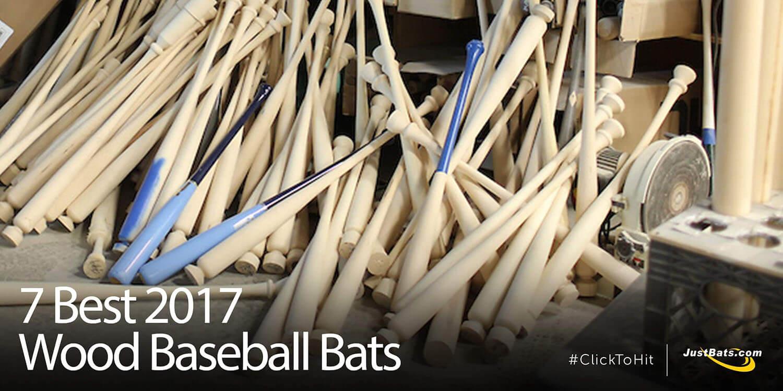 7 Best 2017 Wood Bats