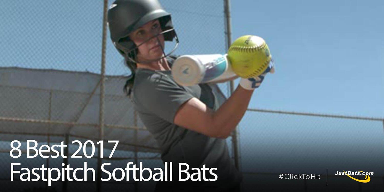8 Best 2017 Fastpitch Softball Bats