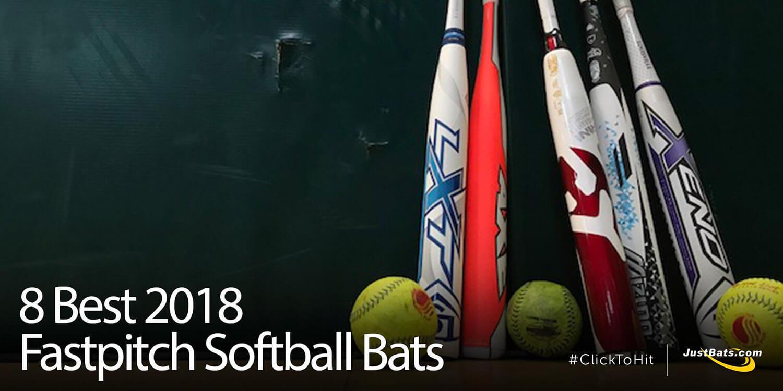 8 Best 2018 Fastpitch Softball Bats