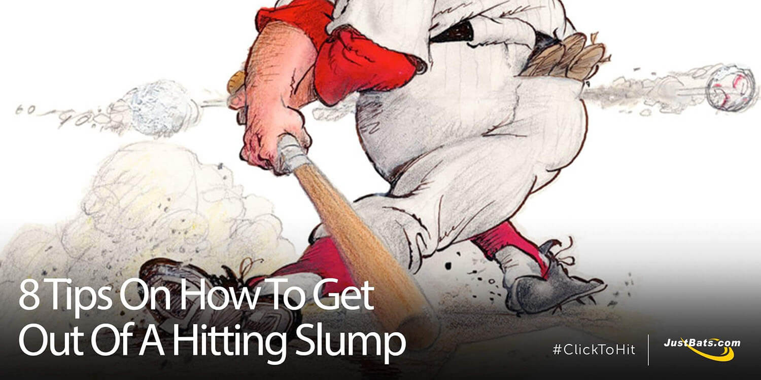8 Tips On How To Get Out Of A Hitting Slump