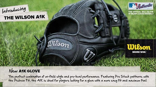 Introducing the New Wilson A1K Series