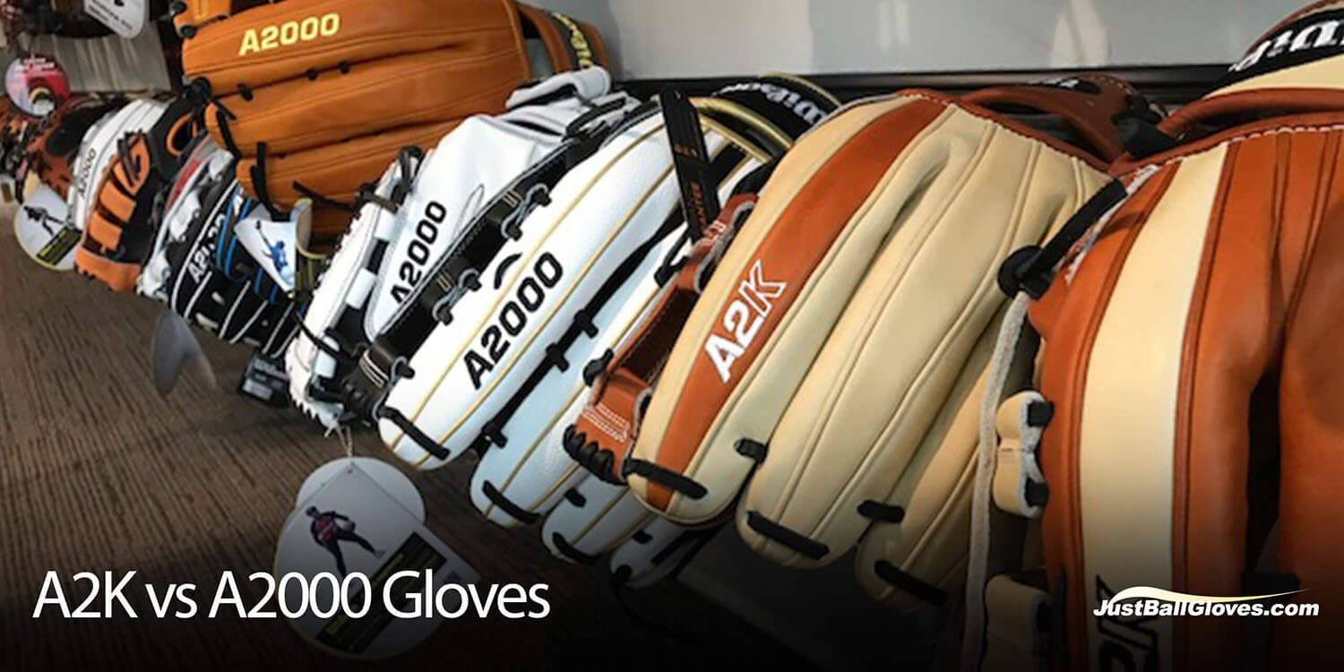 A2K vs A2000 Gloves | What's The Difference?